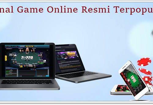 Mengenal Game Online Resmi Terpopuler